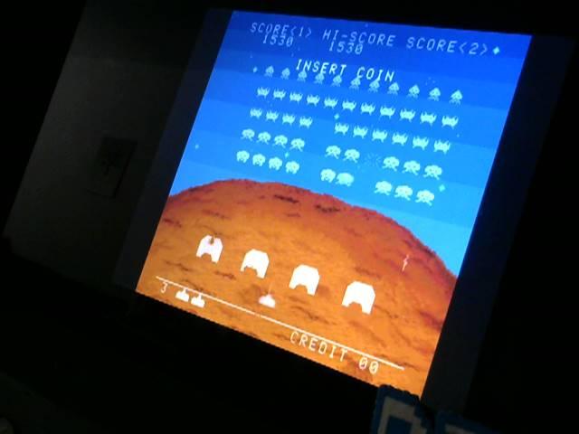derek: Space Invaders DX (Jamma Pandora