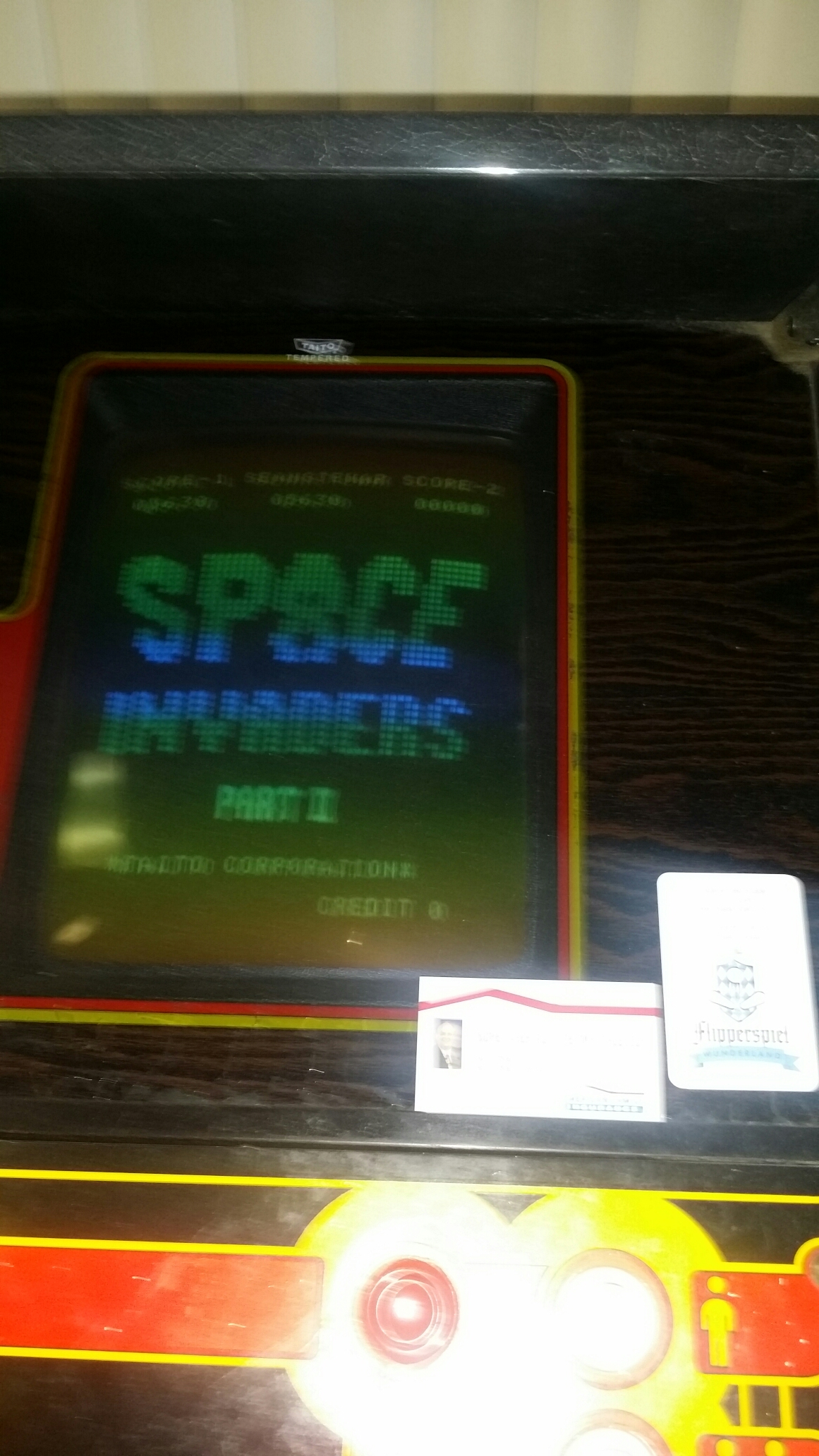 Space Invaders Deluxe 5,630 points