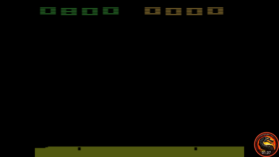 omargeddon: Space Invaders: Game 11 (Atari 2600 Emulated Expert/A Mode) 800 points on 2020-07-13 22:01:08