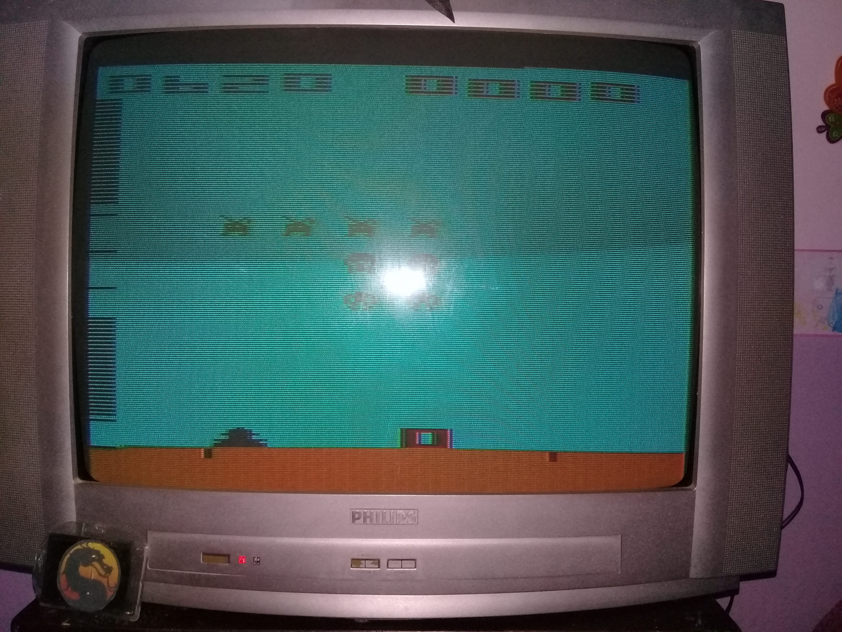 omargeddon: Space Invaders: Game 8 (Atari 2600 Expert/A) 620 points on 2020-02-13 18:06:10
