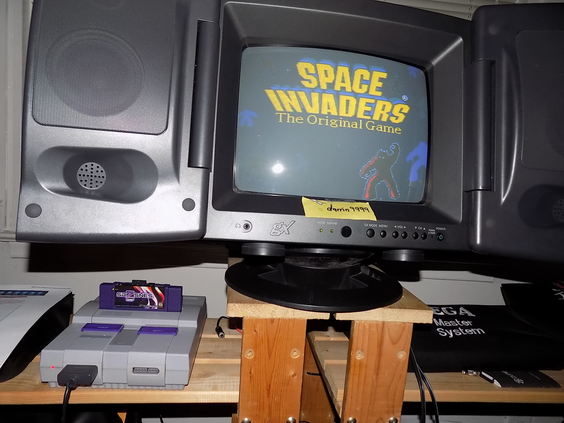 darrin9999: Space Invaders The Original Game (SNES/Super Famicom) 1,570 points on 2019-06-01 18:09:37