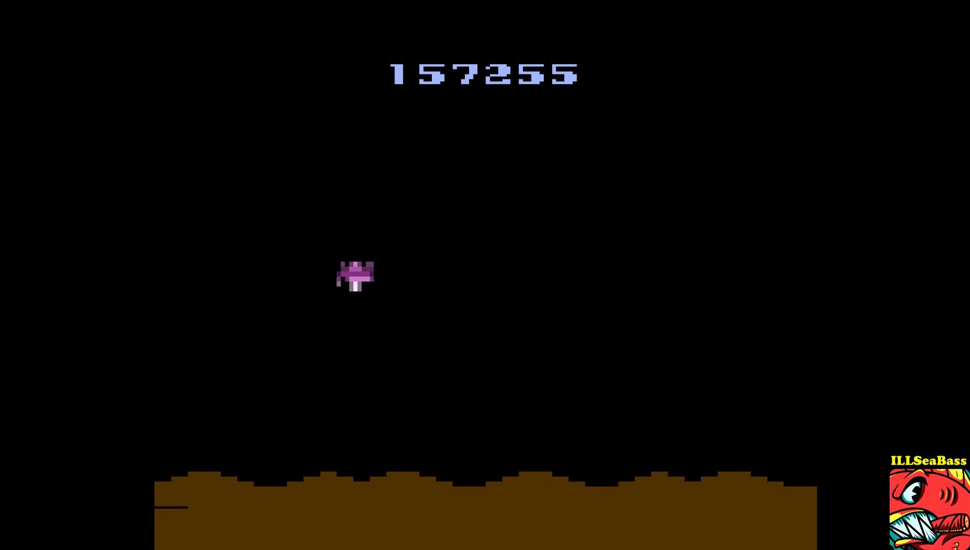 ILLSeaBass: Space Jockey (Atari 2600 Emulated Novice/B Mode) 157,255 points on 2017-03-25 13:52:02