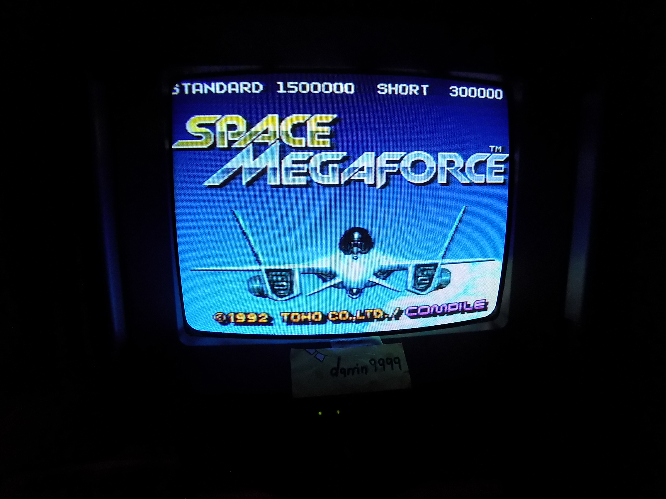 darrin9999: Space Megaforce / Super Aleste (SNES/Super Famicom) 472,480 points on 2019-06-01 13:46:23