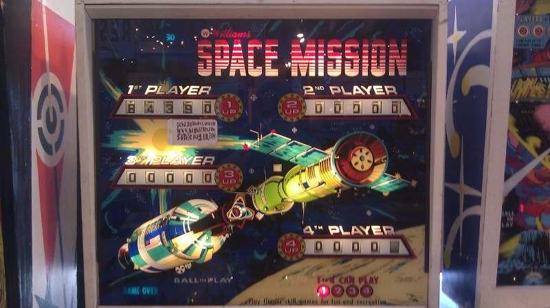 ichigokurosaki1991: Space Mission (Pinball: 5 Balls) 84,390 points on 2016-04-12 21:08:58