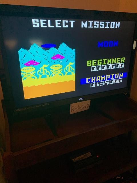 Rickster8: Space Patrol: Moon Champion (Intellivision Emulated) 139,000 points on 2020-10-08 21:17:51