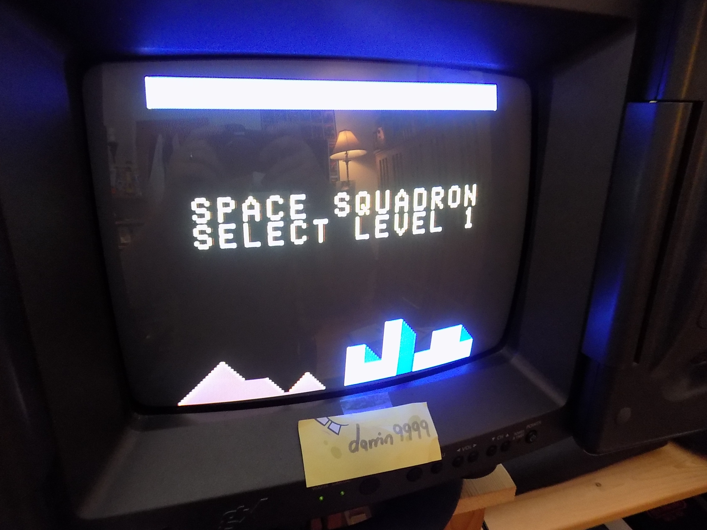 darrin9999: Space Squadron (Arcadia 2001) 310 points on 2017-12-17 10:55:06