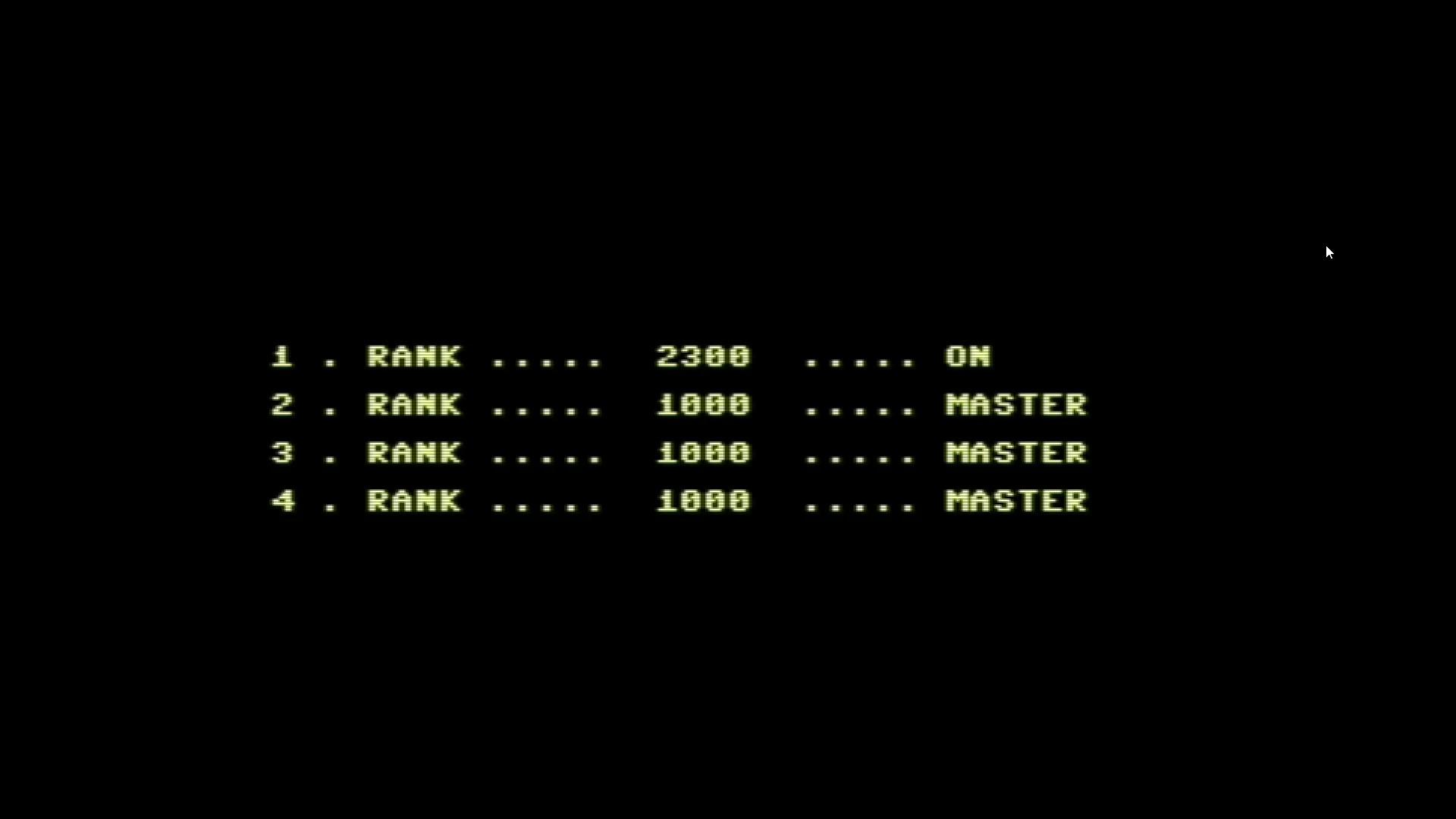 AkinNahtanoj: Space Zap (Arcade Emulated / M.A.M.E.) 2,300 points on 2020-10-20 14:23:43