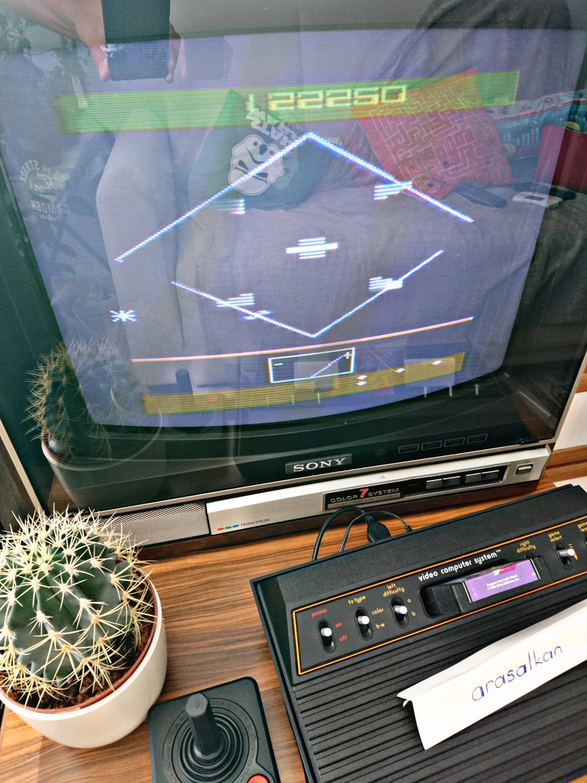 arasalkan: Spacemaster X-7 (Atari 2600 Expert/A) 122,250 points on 2017-09-01 03:07:23