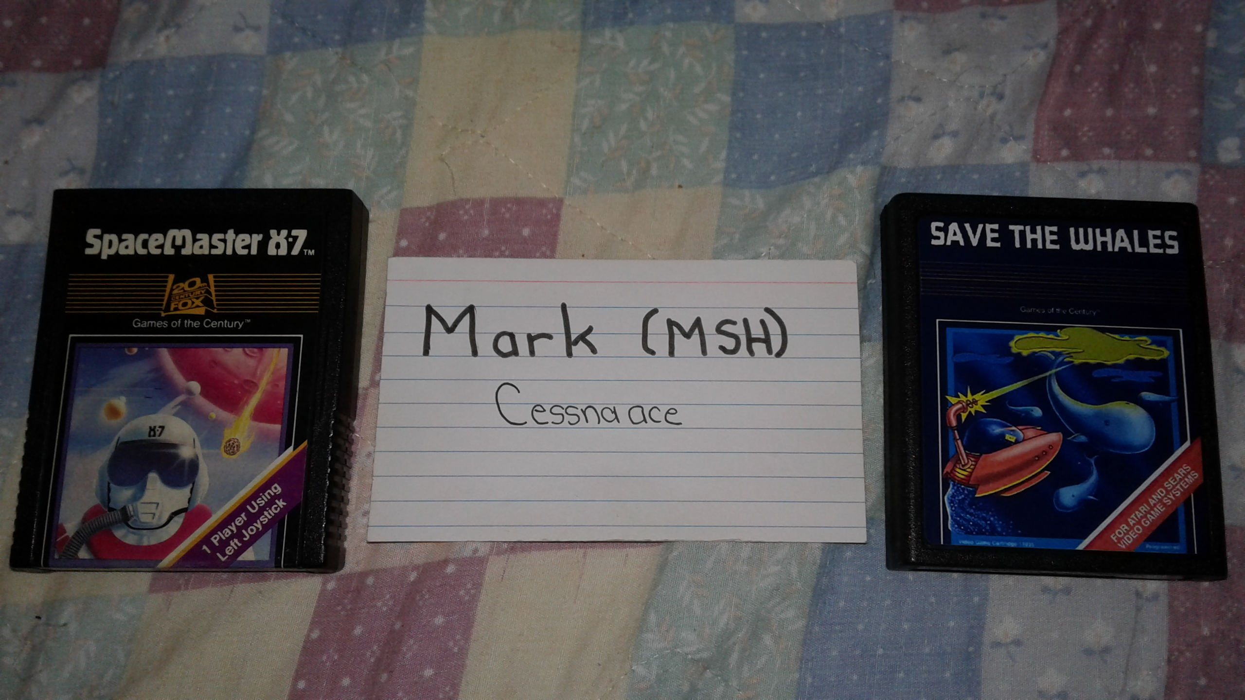 Mark: Spacemaster X-7 (Atari 2600 Novice/B) 32,325 points on 2020-06-04 02:43:40