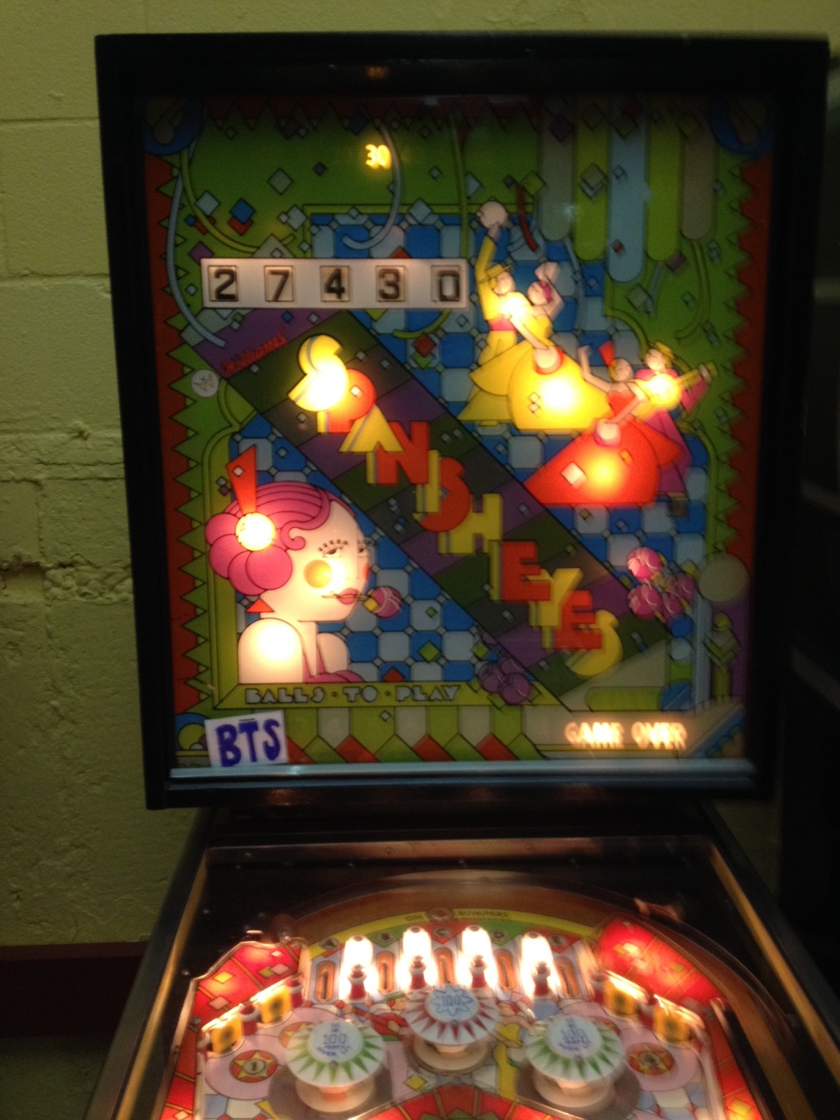 bensweeneyonbass: Spanish Eyes (Pinball: 5 Balls) 27,430 points on 2016-03-21 09:02:15