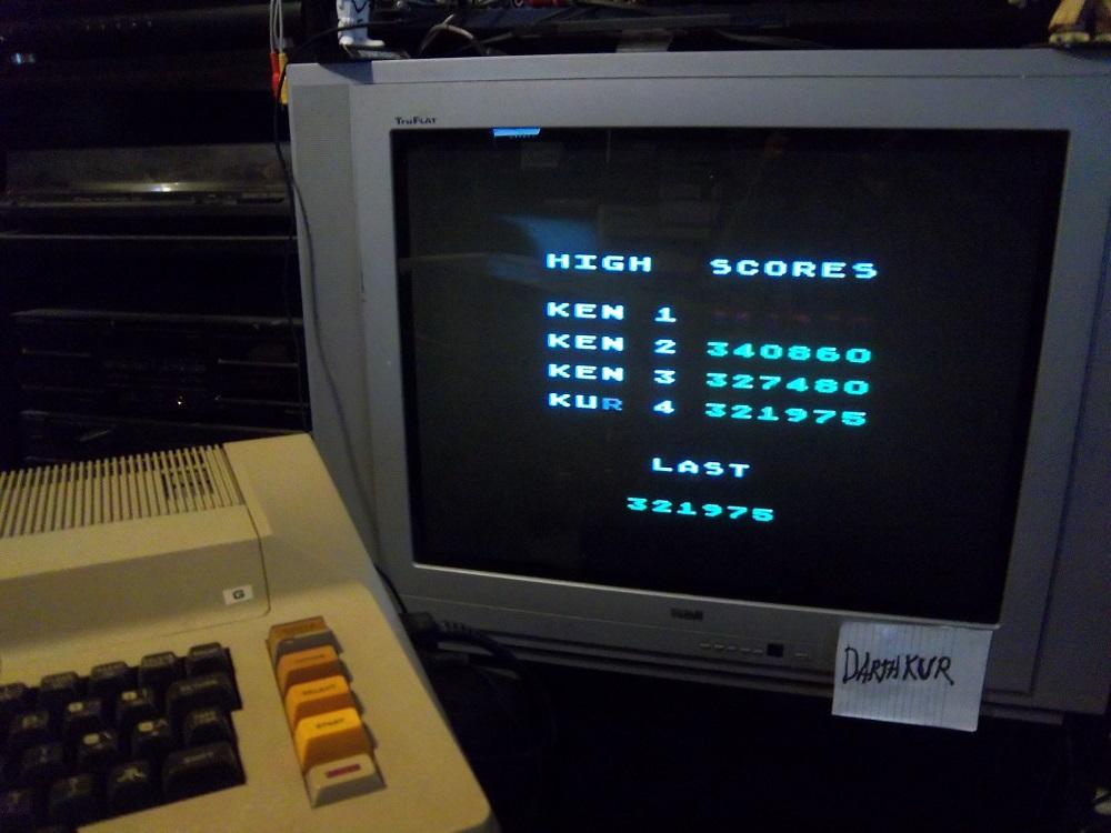 darthkur: Spelunker (Atari 400/800/XL/XE) 321,975 points on 2016-04-15 07:49:48