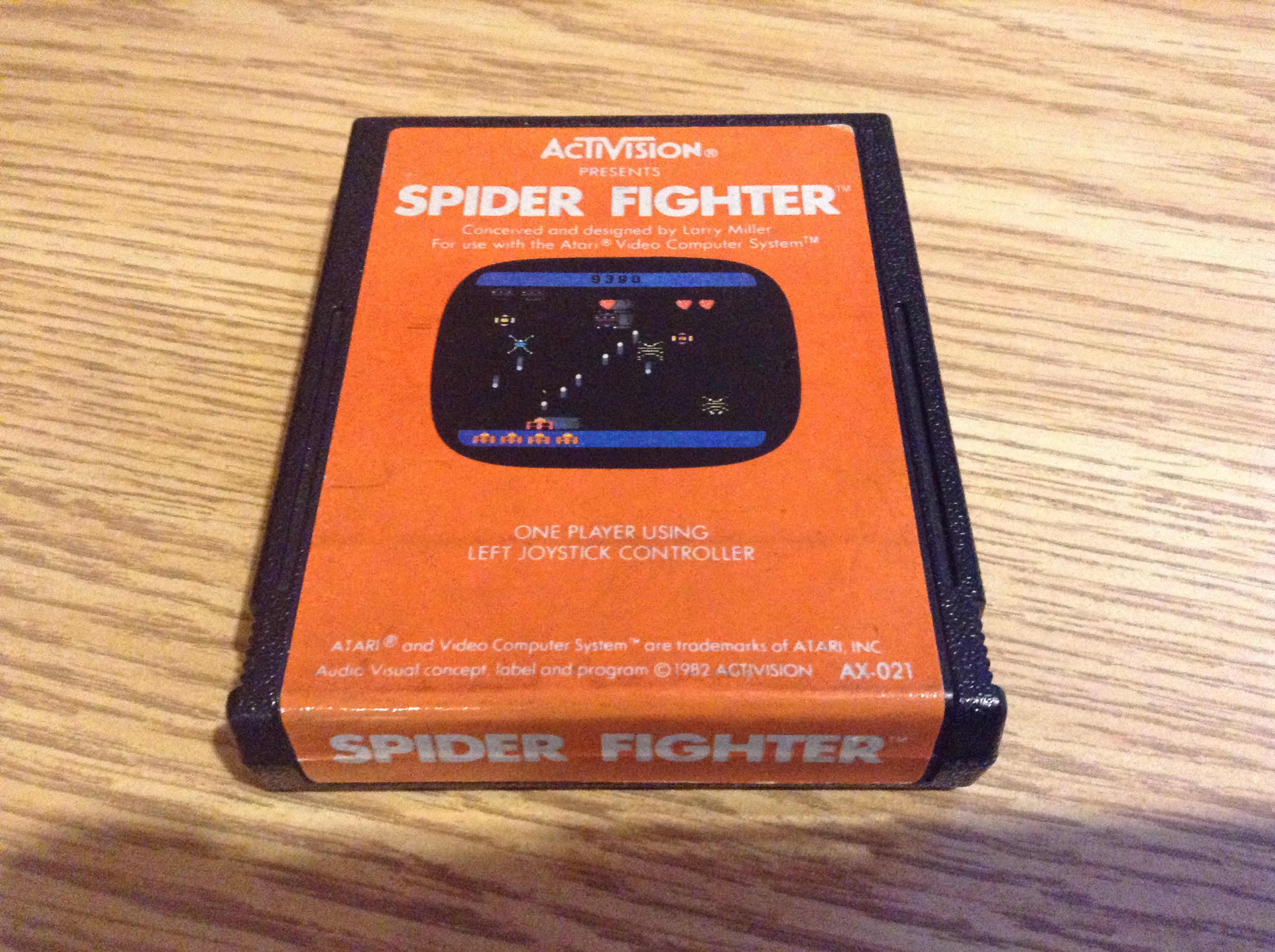 Arrowhead12: Spider Fighter (Atari 2600 Novice/B) 321,580 points on 2019-05-08 21:05:00