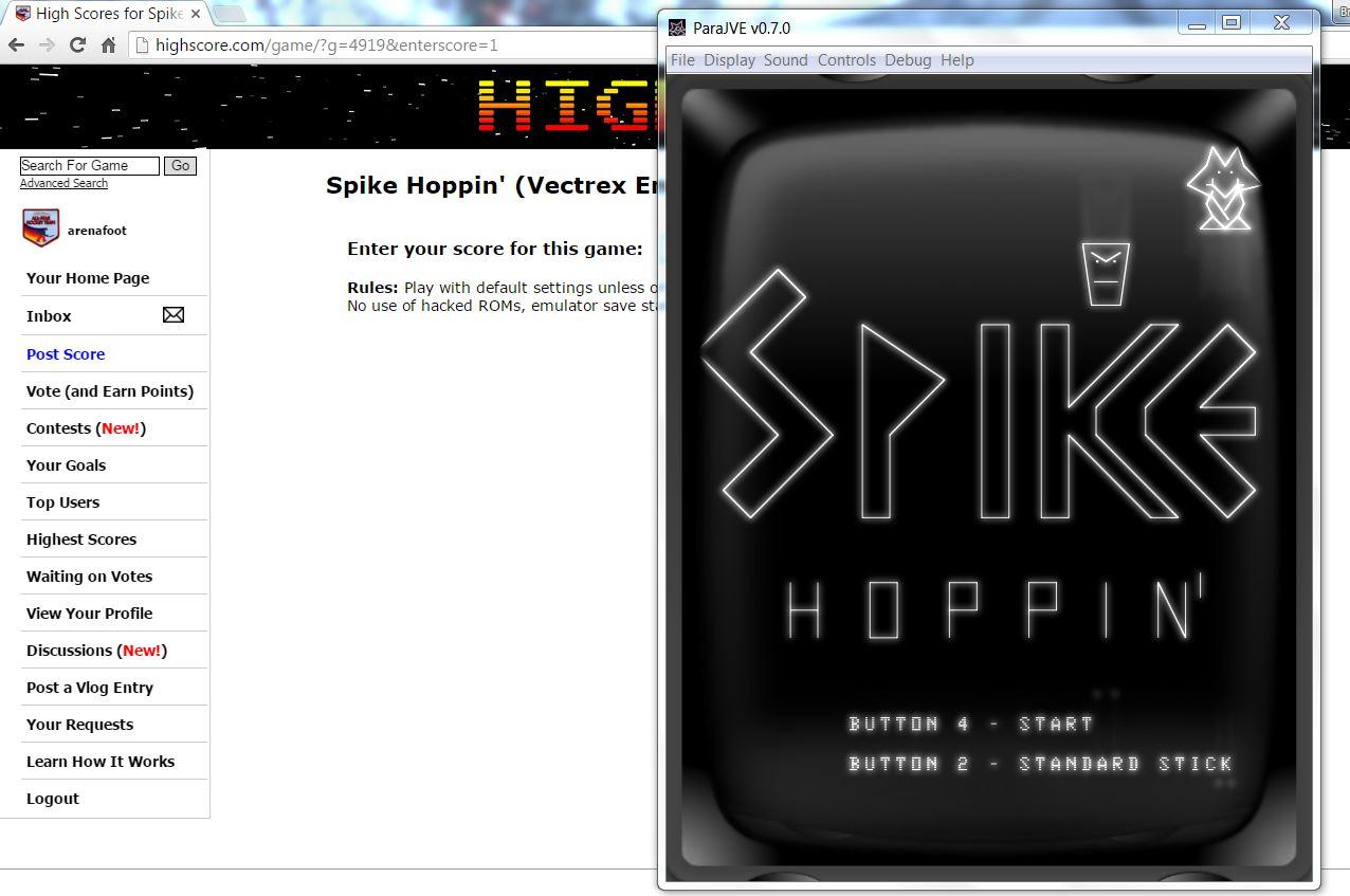 Spike Hoppin