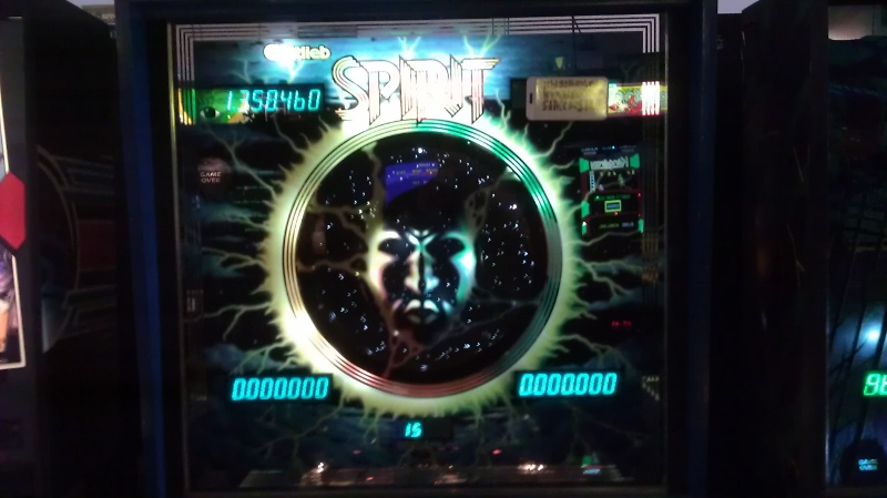 ichigokurosaki1991: Spirit (Pinball: 5 Balls) 1,358,460 points on 2016-05-06 02:21:53