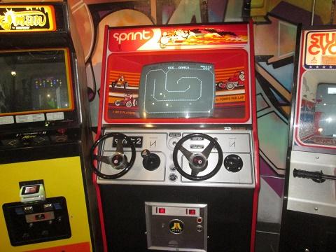 ed1475: Sprint 2 [1976] (Arcade) 86 points on 2019-08-17 11:08:20