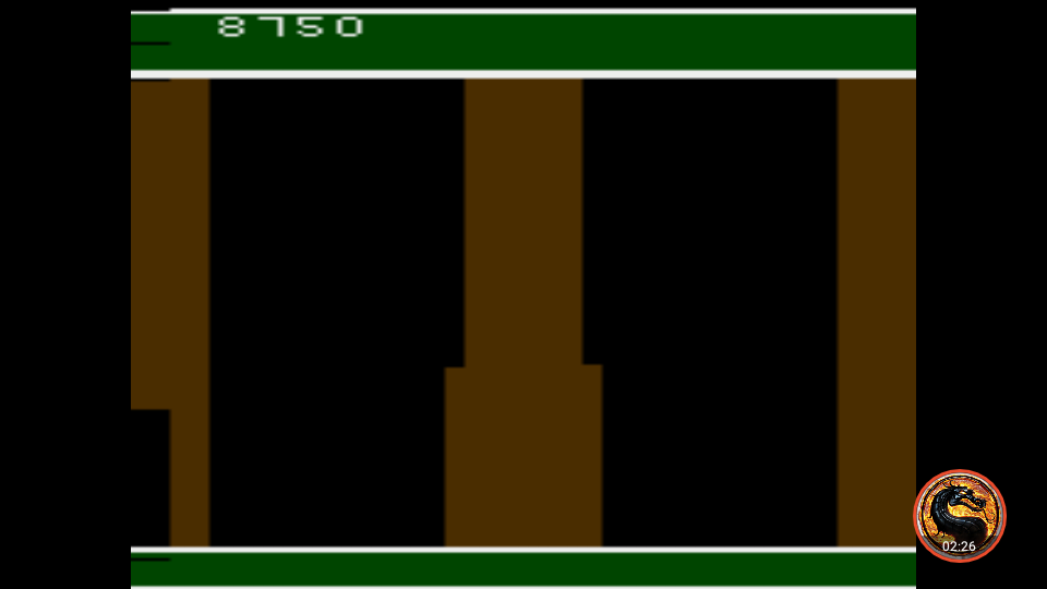 omargeddon: Spy Hunter (Atari 2600 Emulated Novice/B Mode) 8,750 points on 2019-03-07 11:42:15