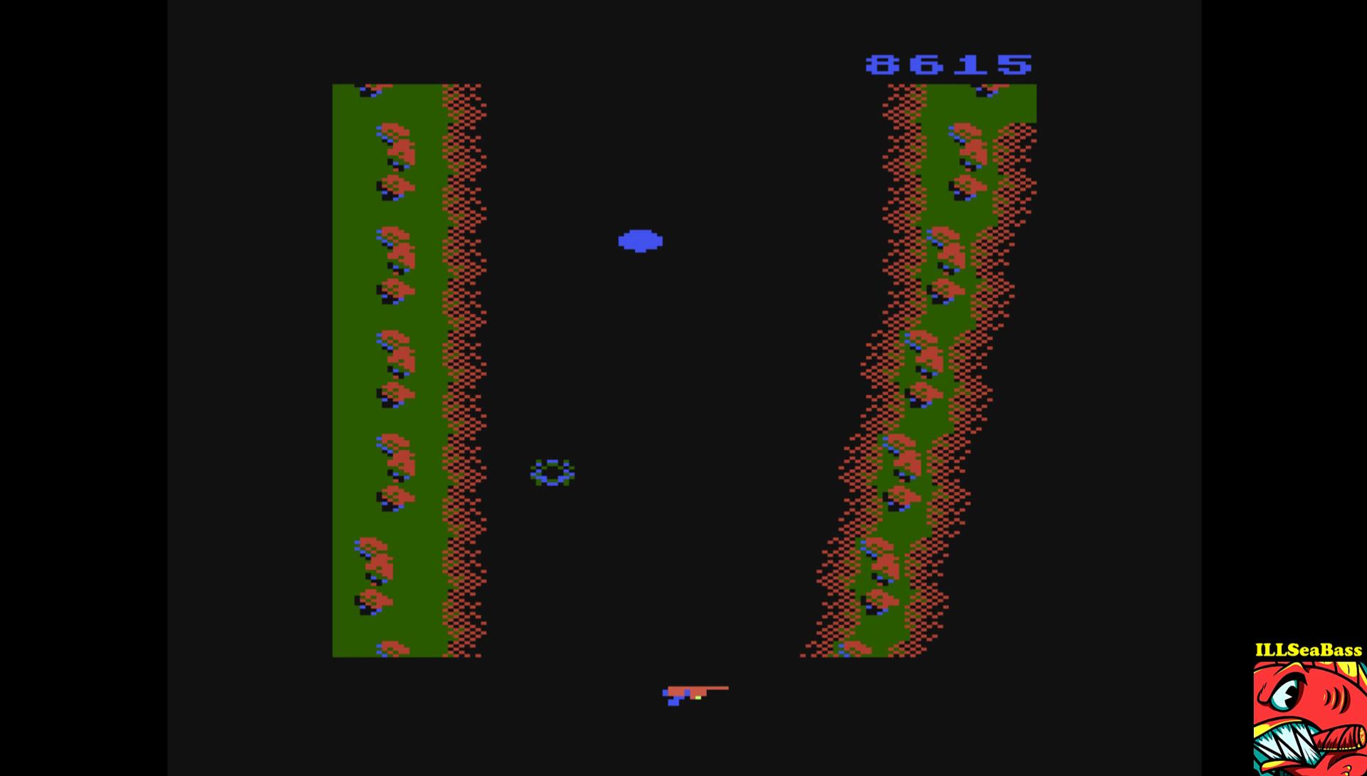ILLSeaBass: Spy Hunter [Expert] (Atari 400/800/XL/XE Emulated) 8,615 points on 2017-01-28 11:06:00