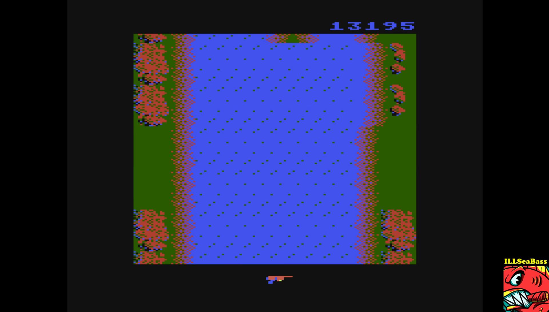 ILLSeaBass: Spy Hunter [Novice] (Atari 400/800/XL/XE Emulated) 13,195 points on 2017-01-27 21:03:35