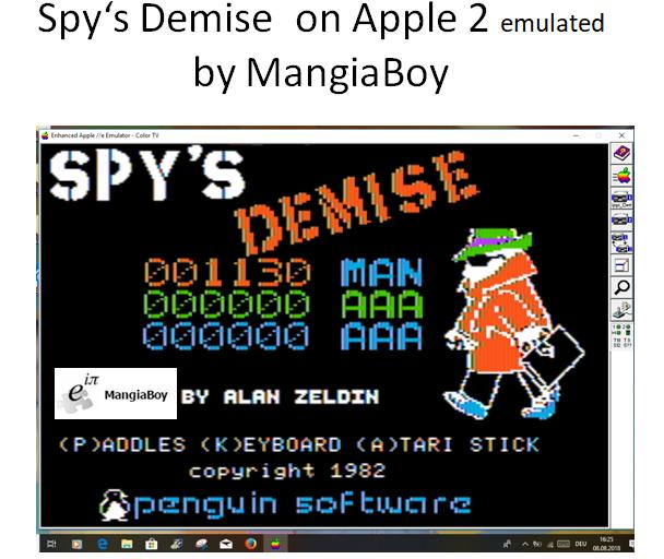 MangiaBoy: Spy