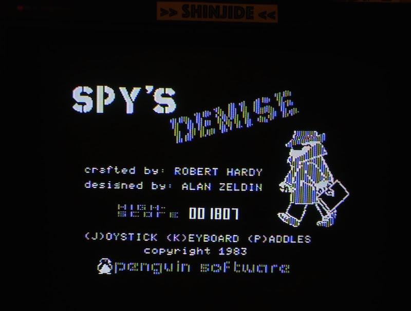SHiNjide: Spy
