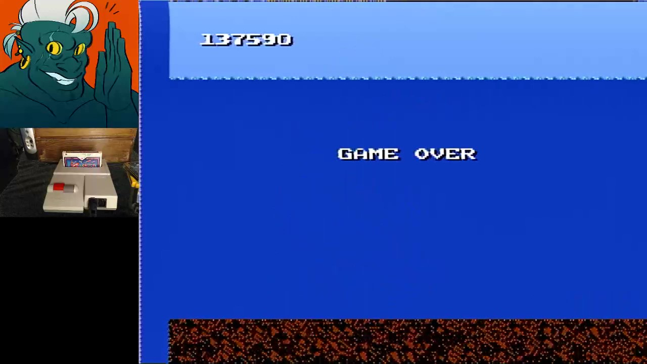 AwesomeOgre: Sqoon (NES/Famicom) 137,590 points on 2019-04-30 16:22:42