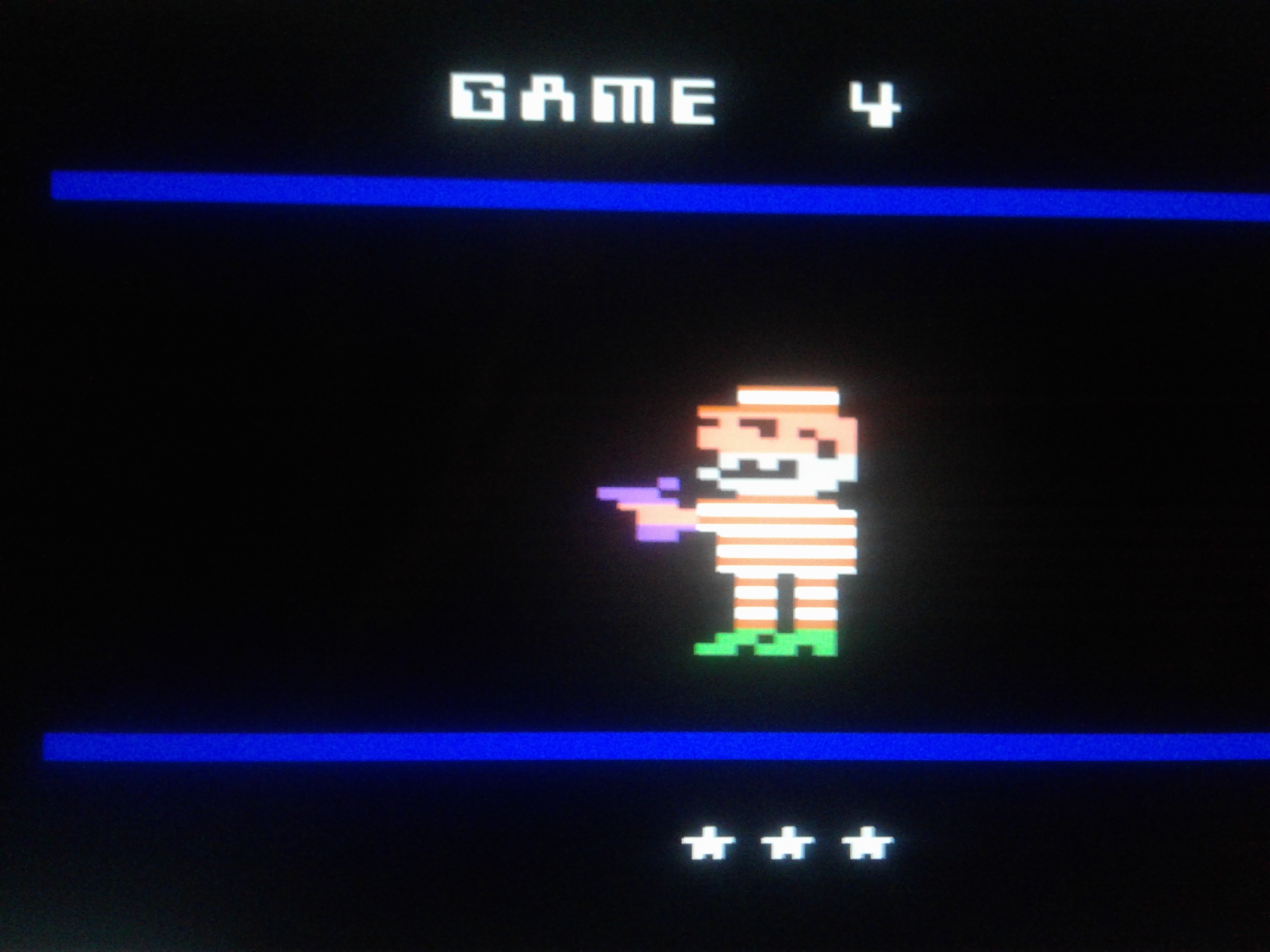 Mark: Squeeze Box: Game 4 [Difficulty AA] (Atari 2600 Emulated) 9,690 points on 2019-01-24 23:45:49