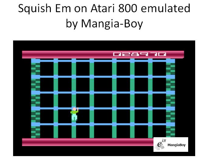 MangiaBoy: Squish