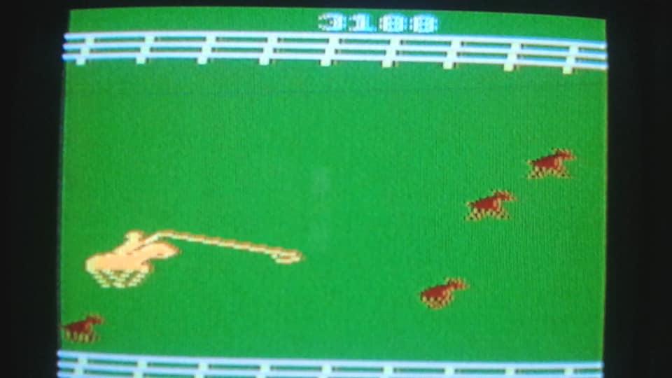 BabofetH: Stampede (Atari 2600 Novice/B) 3,188 points on 2020-06-10 19:05:19