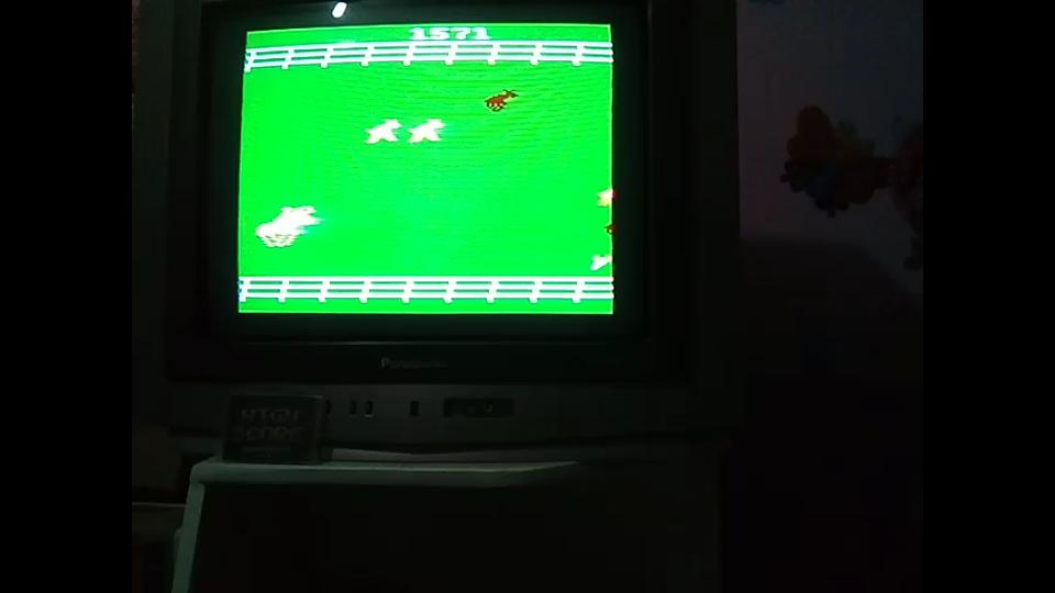 omargeddon: Stampede: Game 3 (Atari 2600 Novice/B) 1,571 points on 2019-03-20 18:58:05