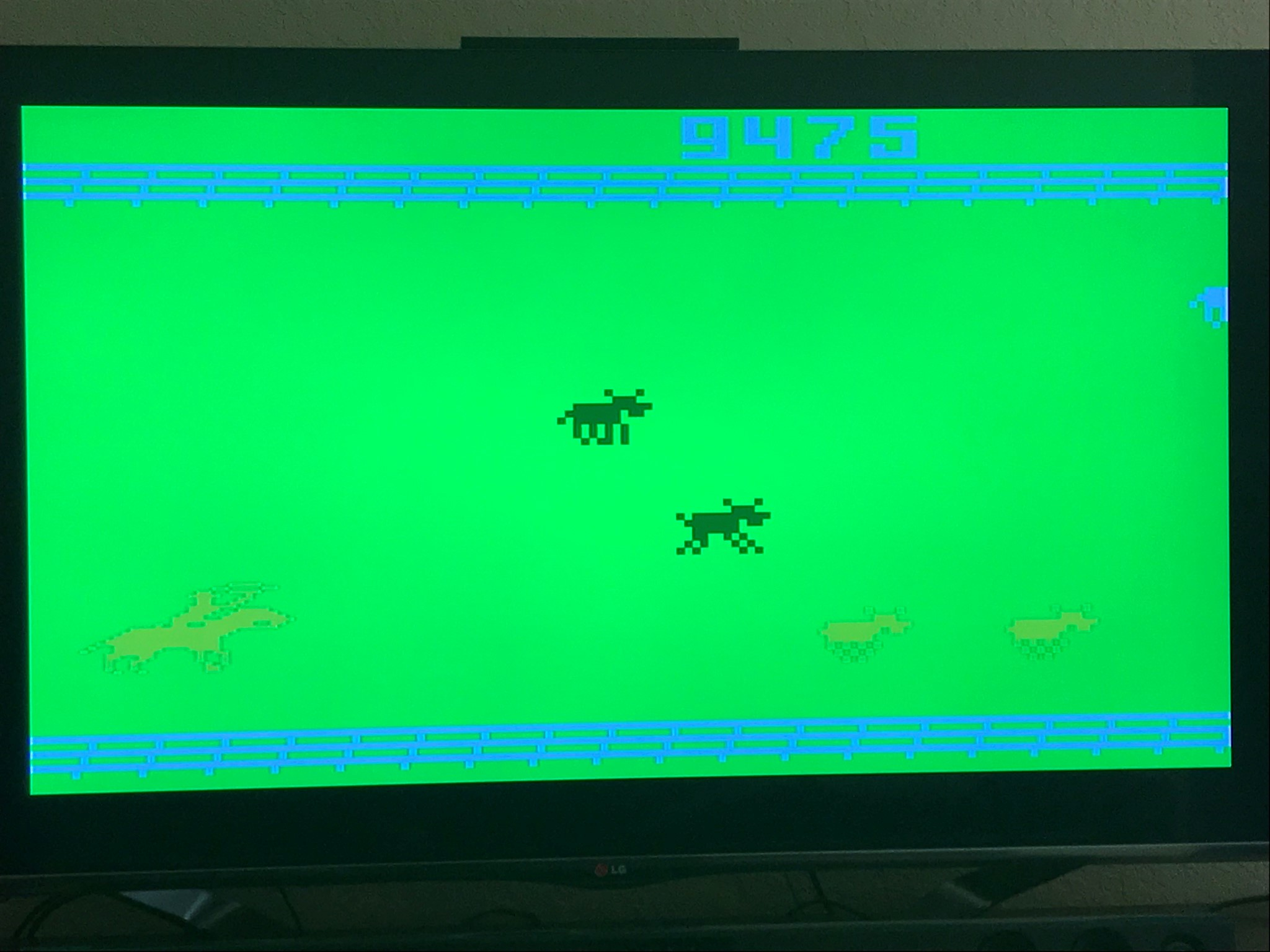 IntyFanMatt: Stampede: Select 4 (Intellivision) 9,475 points on 2020-08-22 14:54:08