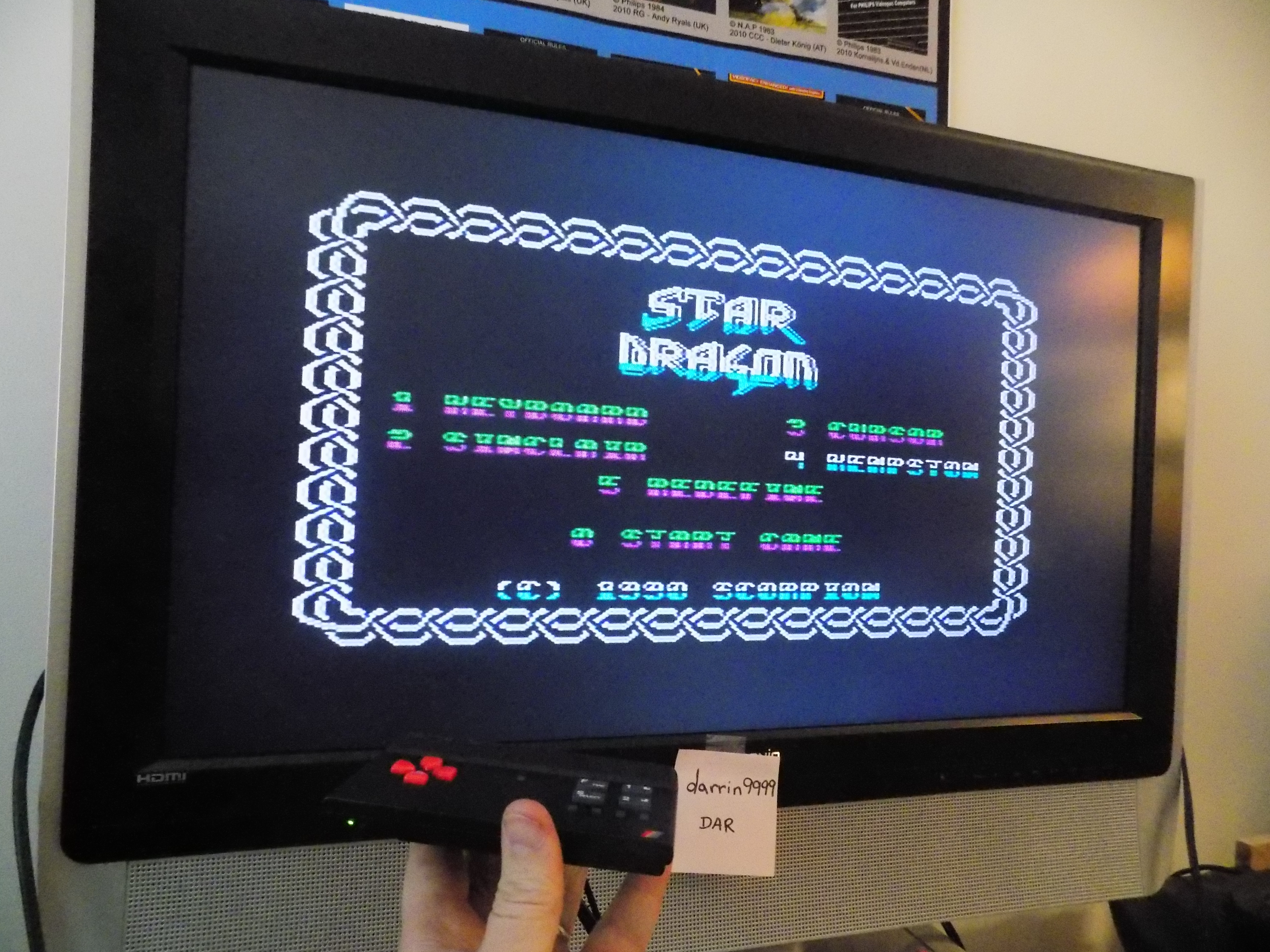 darrin9999: Star Dragon (ZX Spectrum Emulated) 20,056 points on 2017-02-26 22:20:03