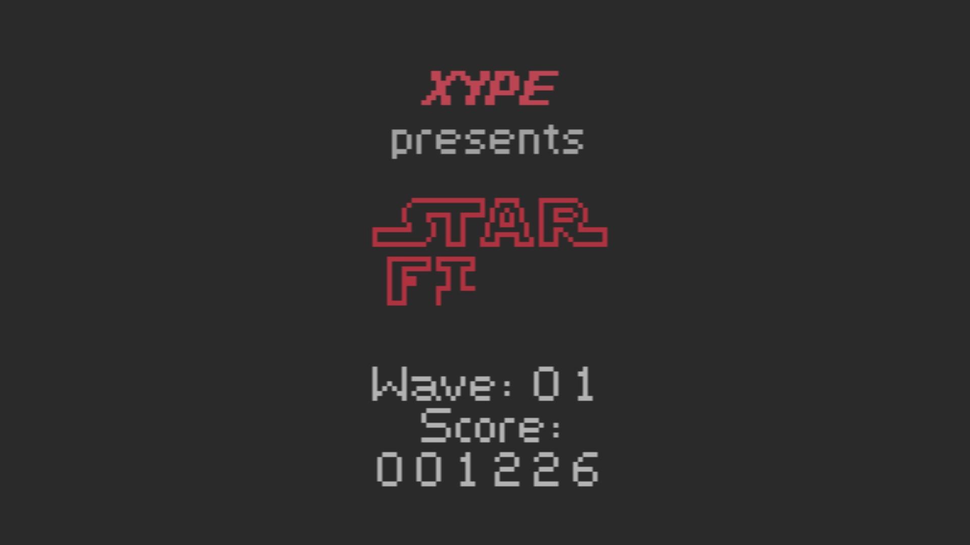 AkinNahtanoj: Star Fire (Atari 2600 Emulated Novice/B Mode) 1,226 points on 2020-10-17 11:28:39