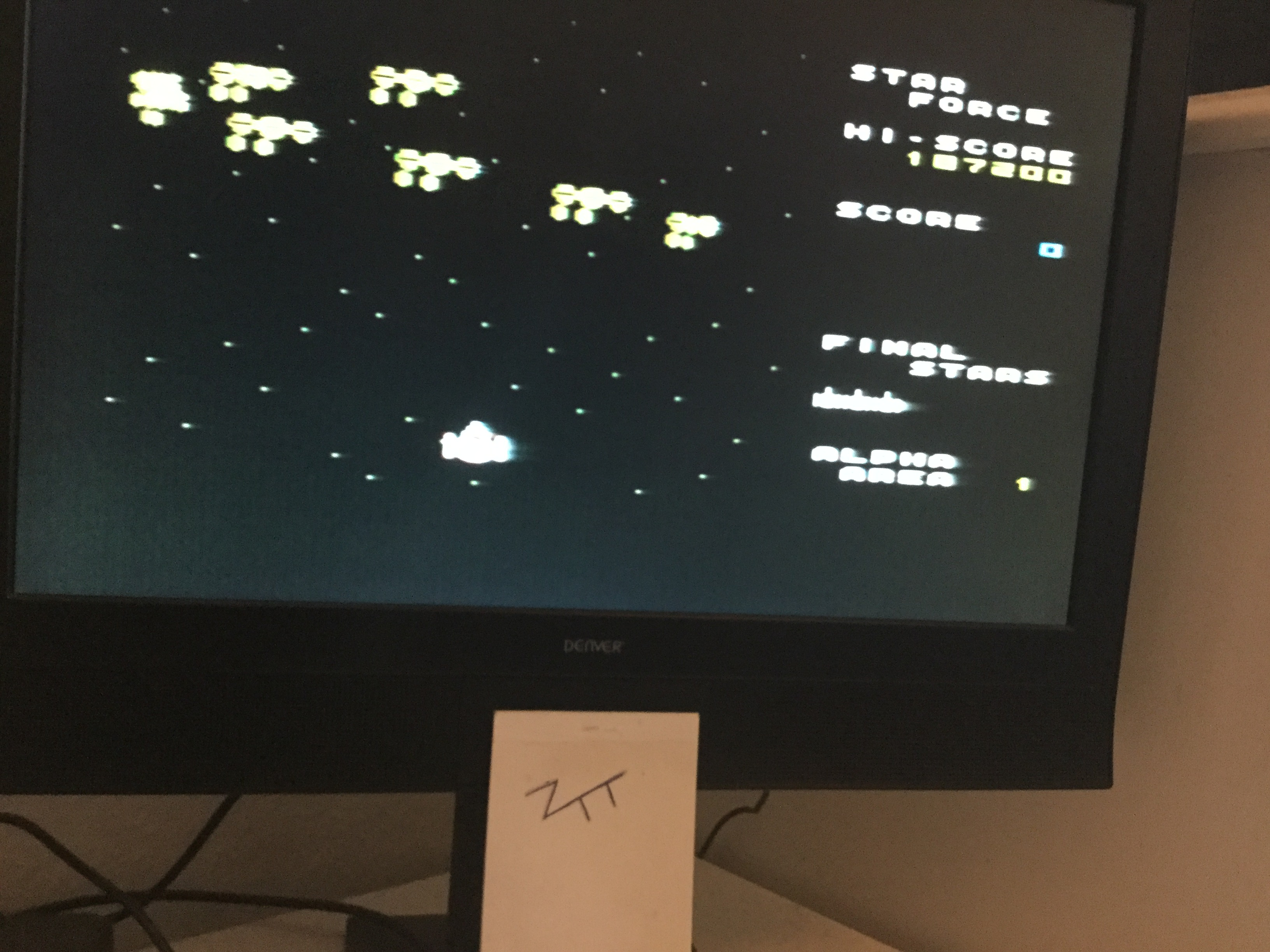 Frankie: Star Force (Colecovision) 187,200 points on 2016-12-30 07:39:22