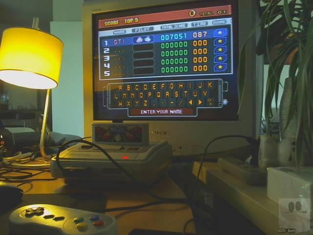 GTibel: Star Fox 2 [Normal] (SNES/Super Famicom) 7,051 points on 2019-08-26 07:24:38