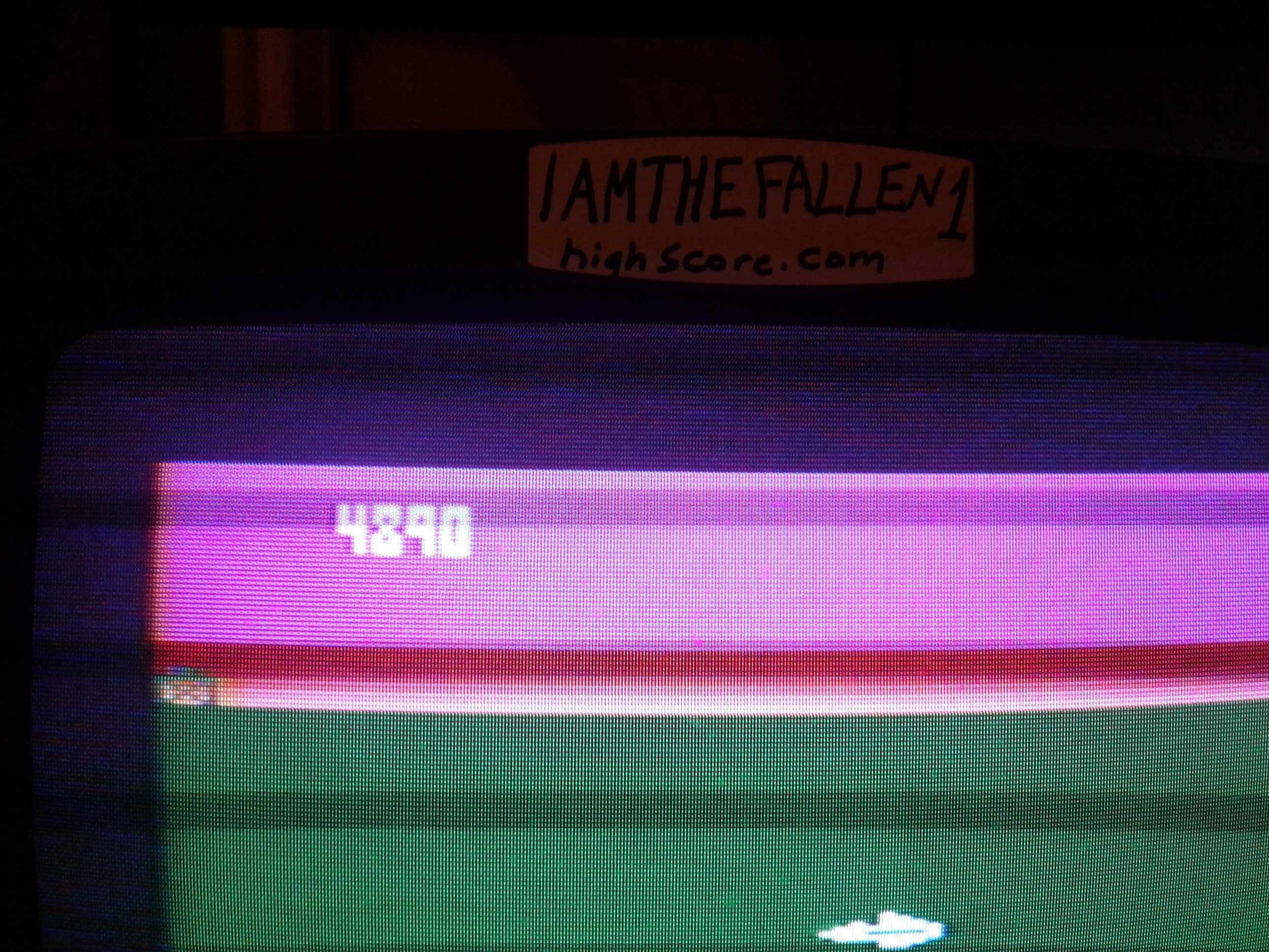 iamthefallen1: Star Fox (Atari 2600) 4,890 points on 2017-09-25 20:00:43