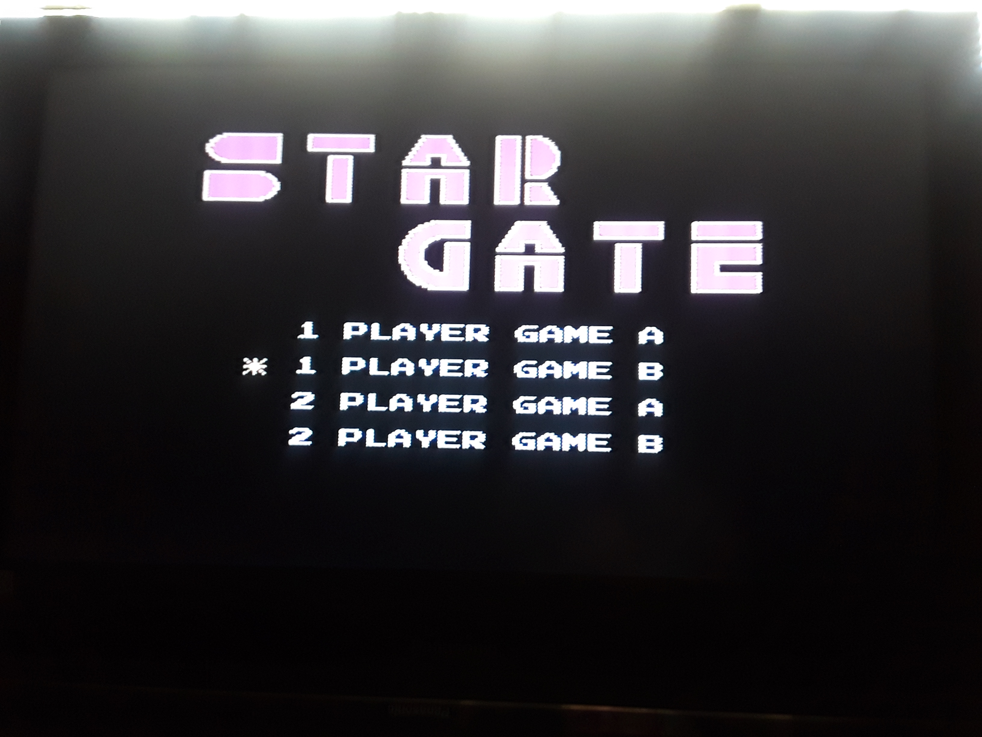 Star Gate [Game B] 4,000 points