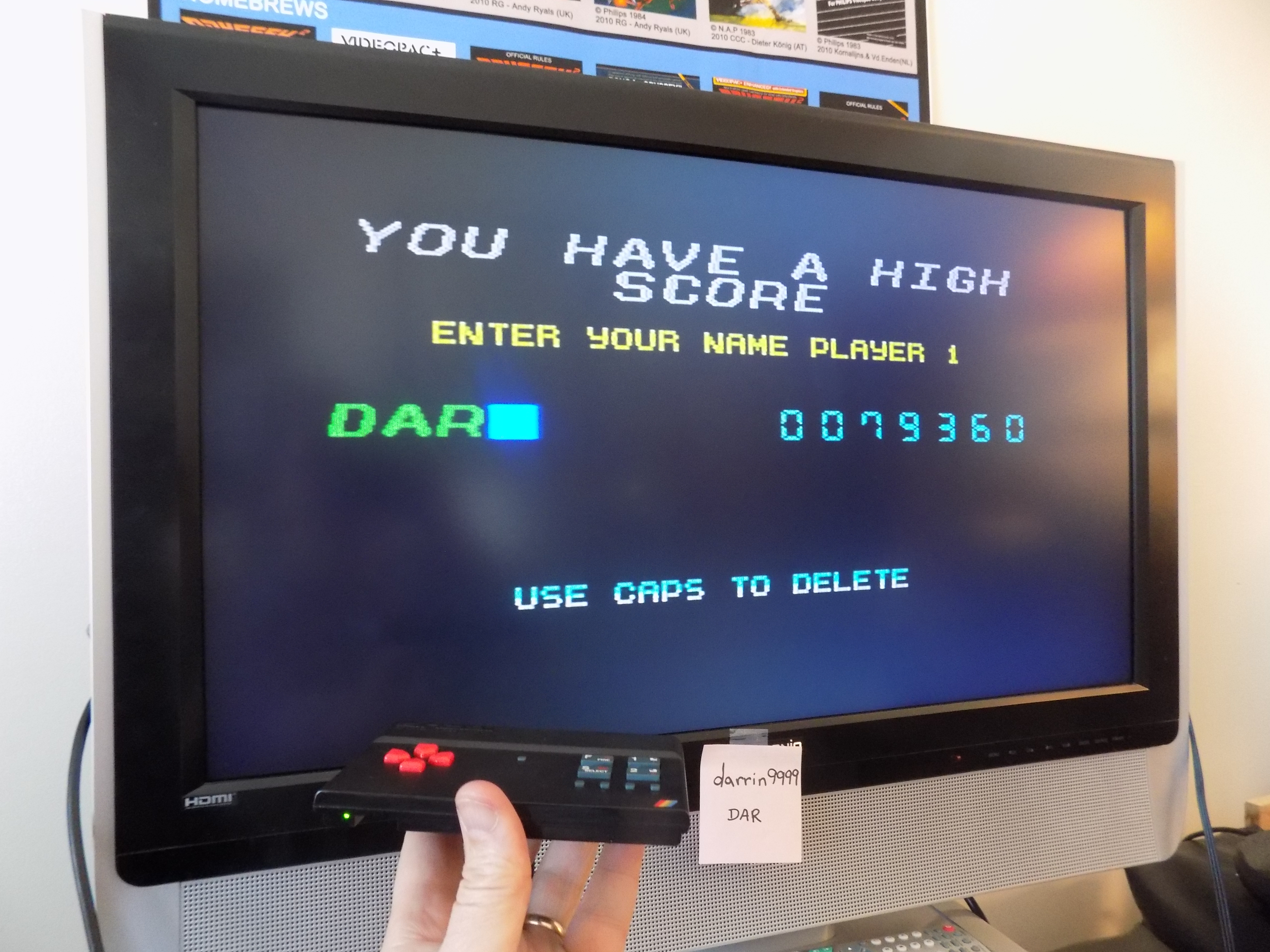 darrin9999: Star Pilot (ZX Spectrum Emulated) 79,360 points on 2017-02-26 22:25:23