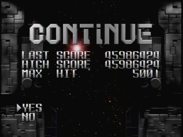 derek: Star Soldier Vanishing Earth: Normal Mode [Beginner] (N64) 45,986,424 points on 2016-05-13 20:32:14