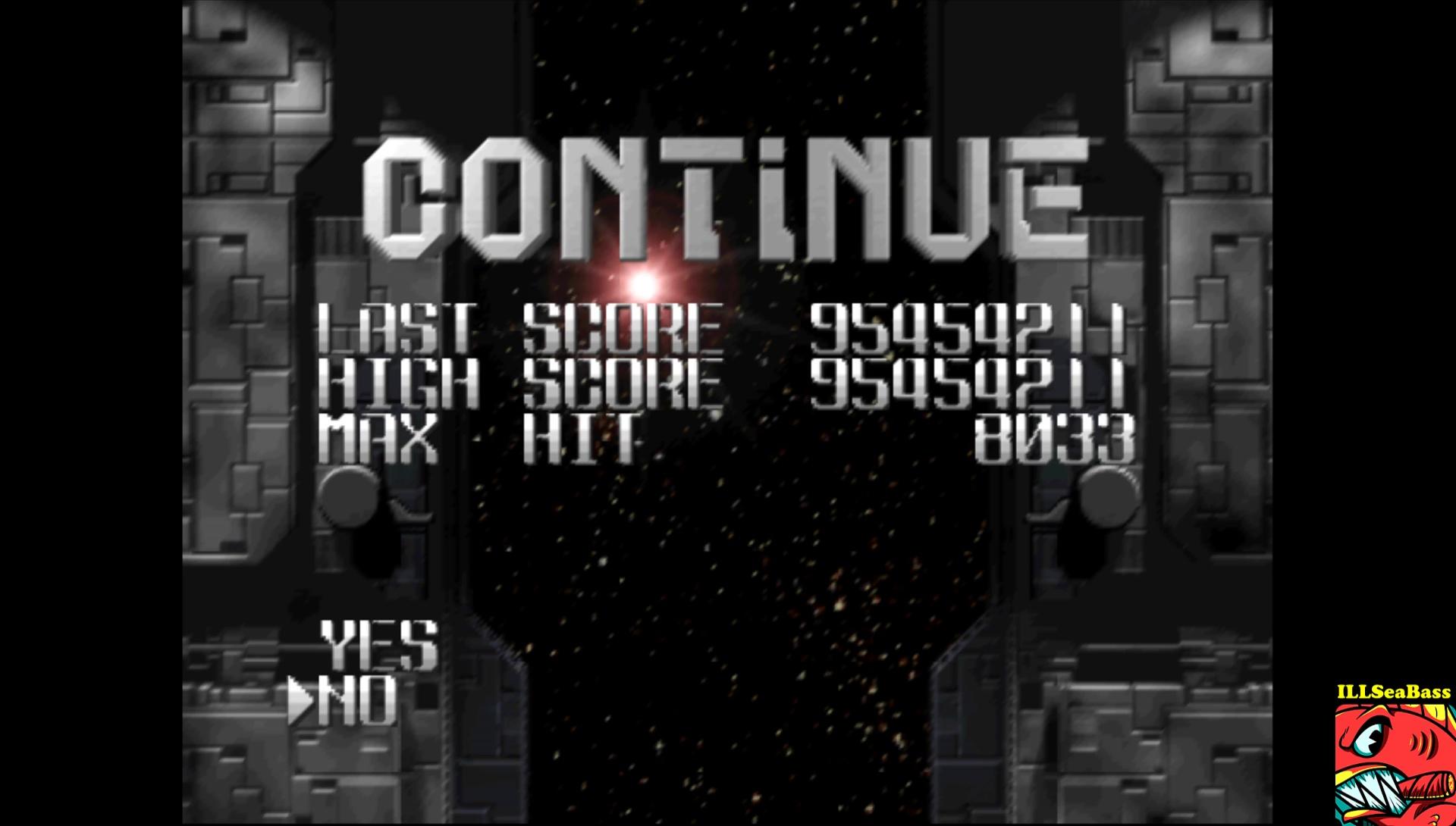 ILLSeaBass: Star Soldier Vanishing Earth: Normal Mode [Regular] (N64 Emulated) 95,454,211 points on 2017-06-11 22:25:17