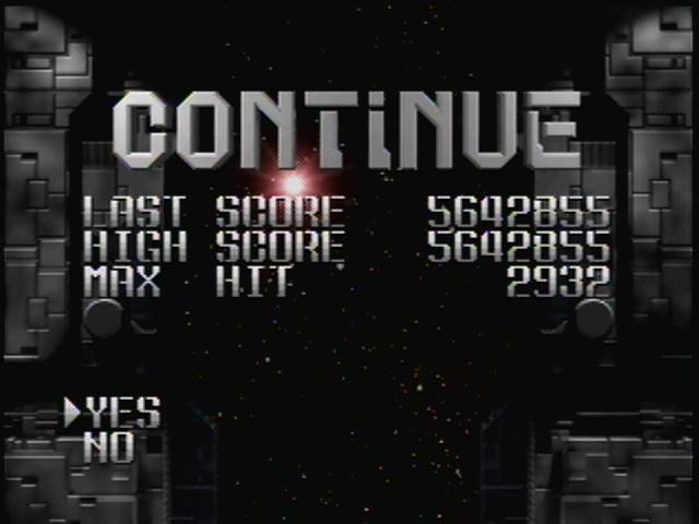 derek: Star Soldier Vanishing Earth: Normal Mode [Regular] (N64) 5,642,855 points on 2016-05-13 20:30:25