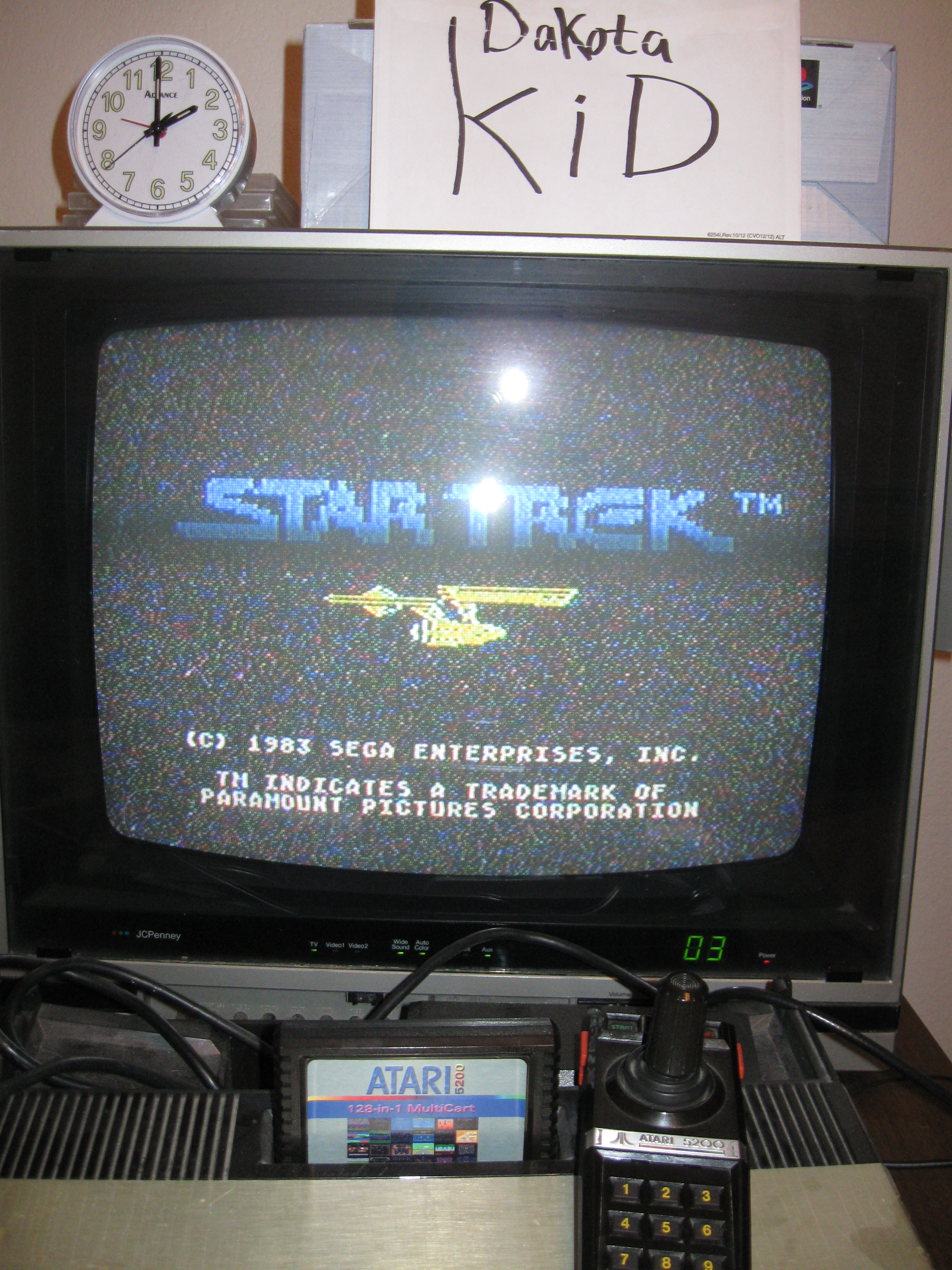 DakotaKid: Star Trek (Atari 5200) 380,300 points on 2016-04-16 17:08:33