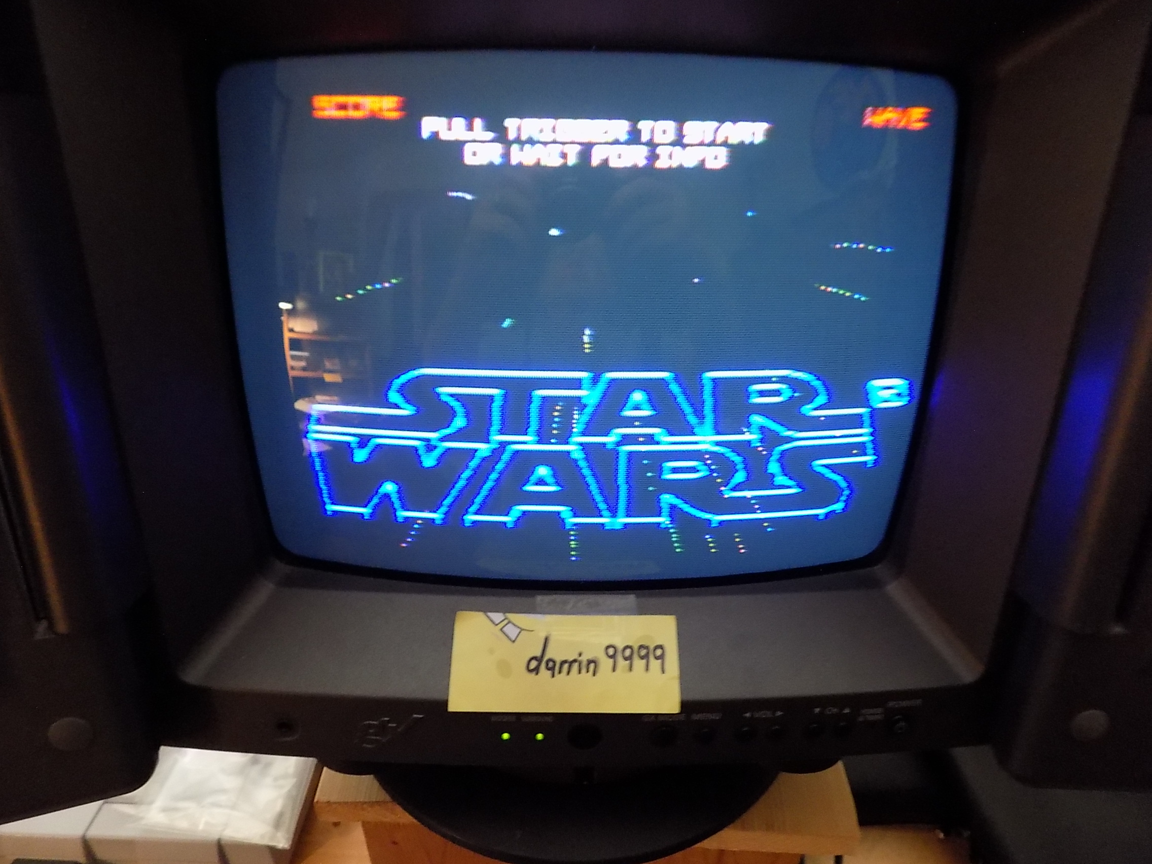 darrin9999: Star Wars (Atari Jaguar) 10,123 points on 2019-08-20 16:32:30