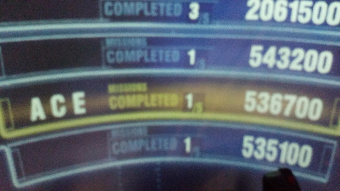 Dumple: Star Wars: Battle Pod [Total Score] (Arcade) 536,700 points on 2018-12-27 17:35:35