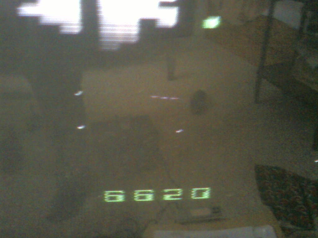 MisterVCS: Star Wars: Death Star Battle (Atari 2600 Expert/A) 6,620 points on 2016-04-26 16:27:00