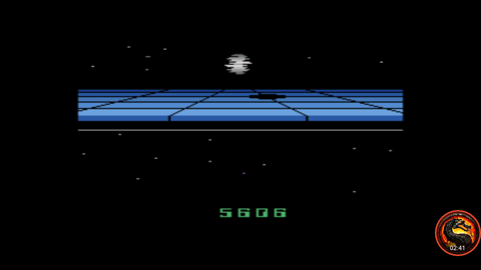 omargeddon: Star Wars: Death Star Battle (Atari 2600 Emulated Expert/A Mode) 5,606 points on 2020-03-13 07:52:50