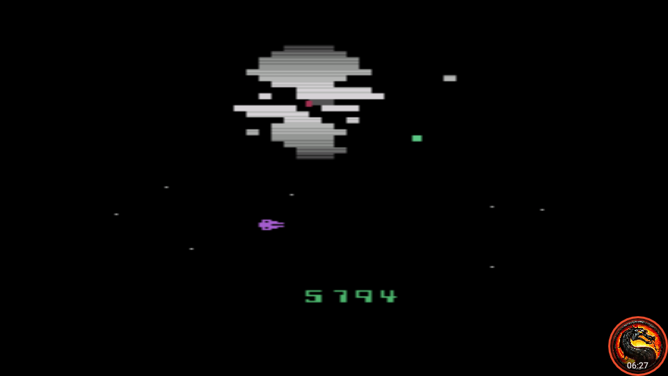 omargeddon: Star Wars: Death Star Battle (Atari 2600 Emulated Expert/A Mode) 5,794 points on 2020-06-15 20:32:33