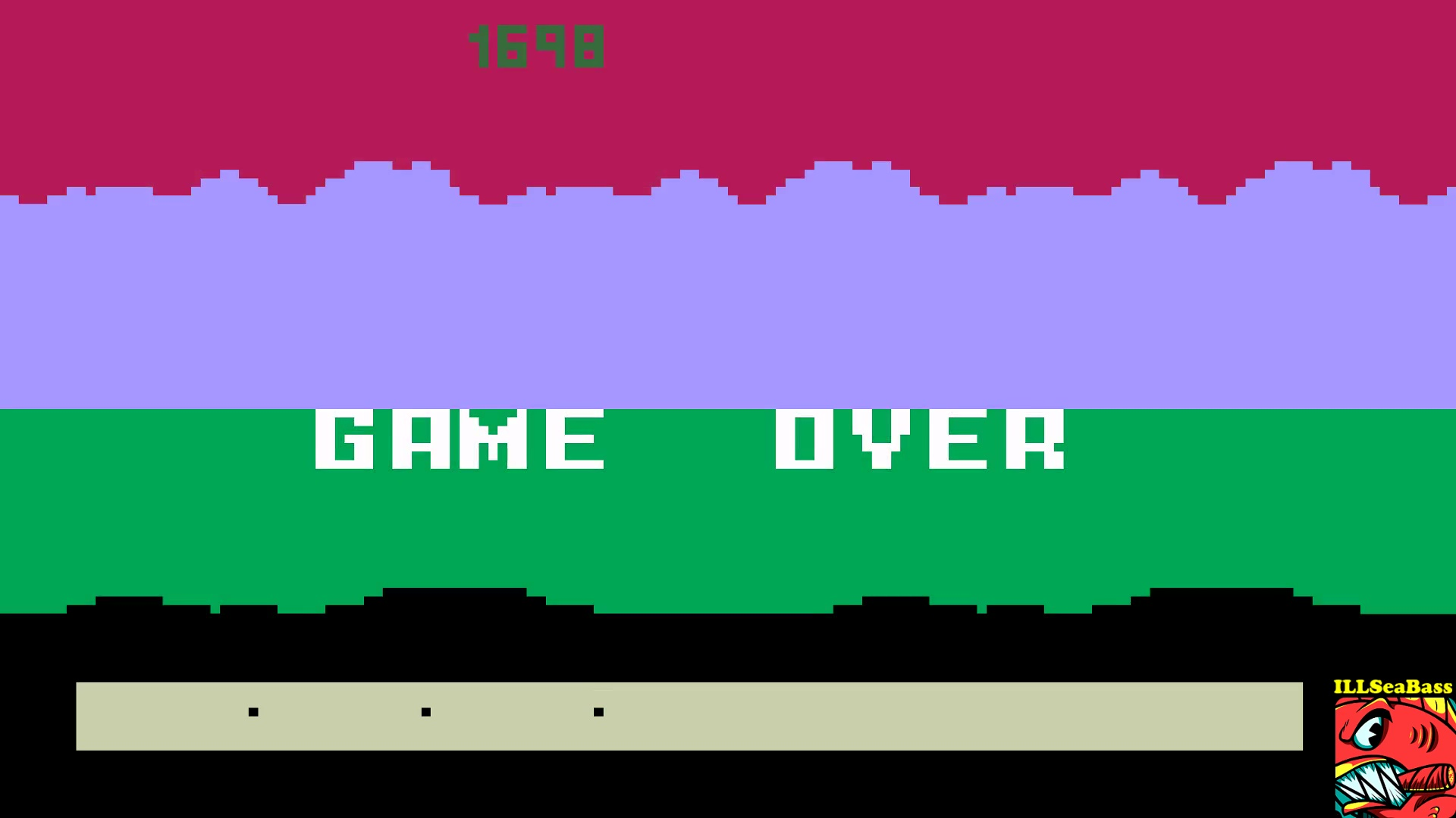 ILLSeaBass: Star Wars: Empire Strikes Back [Level 1] (Intellivision Emulated) 1,698 points on 2017-10-09 22:00:06