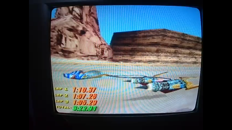 omargeddon: Star Wars Episode 1 Racing: Time Attack [The Boonta Training Course/Fastest Lap] (N64) 0:01:05.29 points on 2020-03-20 03:31:00