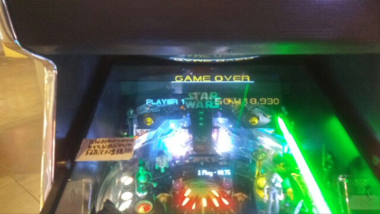 ichigokurosaki1991: Star Wars Episode I (Pinball: 5 Balls) 50,418,930 points on 2016-11-29 15:06:41