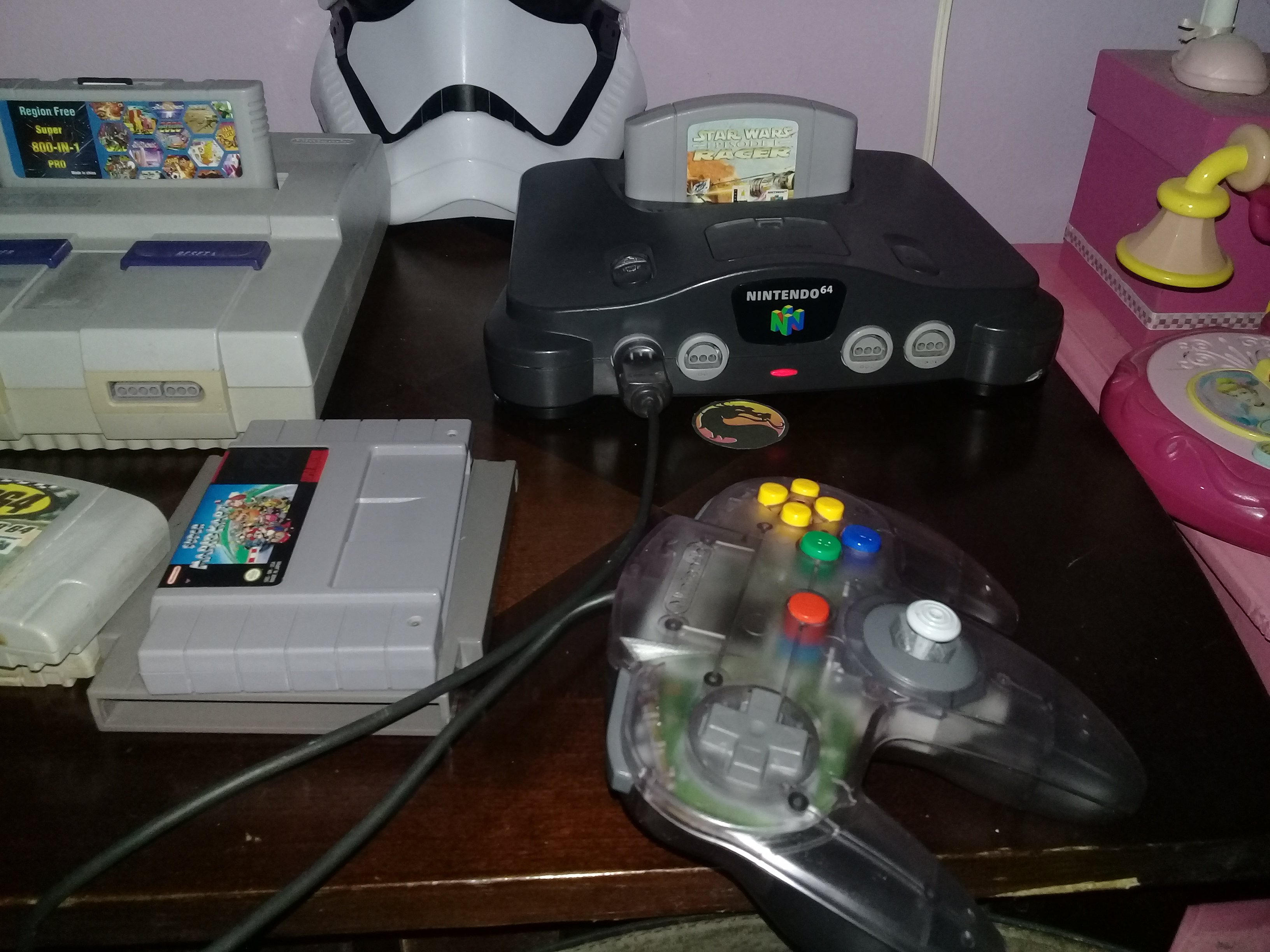 omargeddon: Star Wars Episode l Racer: Time Attack [Aquilaris Classic/Fastest Lap] (N64) 0:01:47.54 points on 2020-05-09 21:09:51